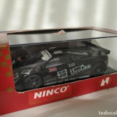 Slot Cars: NINCO MCLAREN F1 GTR. Lote 220875592