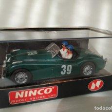 Slot Cars: NINCO JAGUAR XK-120. Lote 220876866