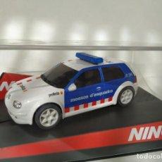 Slot Cars: NINCO VW GOLF MOSSOS. Lote 220878688