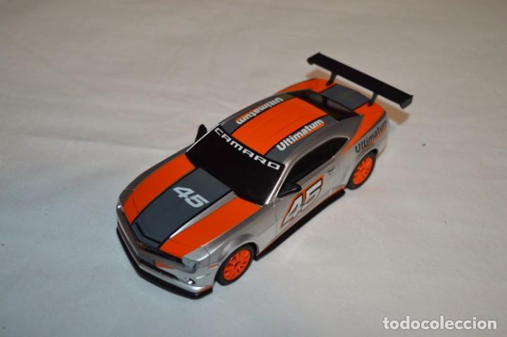 NINCO - CHEVROLET CAMARO ULTIMATUM - REF. 55057 - SLOT - EN BUEN ESTADO - (Juguetes - Slot Cars - Ninco)