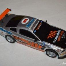 Slot Cars: NINCO - FORD MUSTANG CAPALDI - REF. 55094 - SLOT - EN BUEN ESTADO -. Lote 221593285