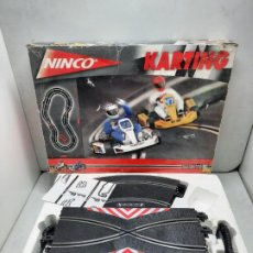 Slot Cars: CAJA NINCO KARTING. Lote 221696342