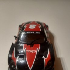 Slot Cars: SCALEXTRIC NINCO LEXUS. Lote 222184261