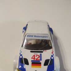 Slot Cars: SCALEXTRIC NINCO BMW. Lote 222201988