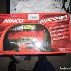 Slot Cars: CUENTAVUELTAS N-SCORER DE NINCO, COMPATIBLE SCALEXTRIC. Lote 222223188