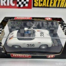Slot Cars: PORSCHE 356-A SPEEDSTER DE NINCO , NUEVO A ESTRENAR!. Lote 222377782