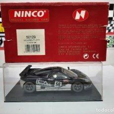"""Slot Cars: MCLAREN F1 GTR NINCO """" LE MANS 1995 """" REF 50129. Lote 222381190"""