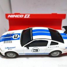 Slot Cars: NINCO FORD MUSTANG GT NINCO1. Lote 222446327