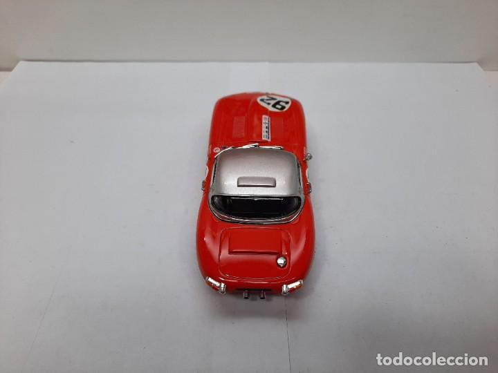 Slot Cars: NINCO JAGUAR E-TYPE #92 SCALEXTRIC - Foto 5 - 222466765