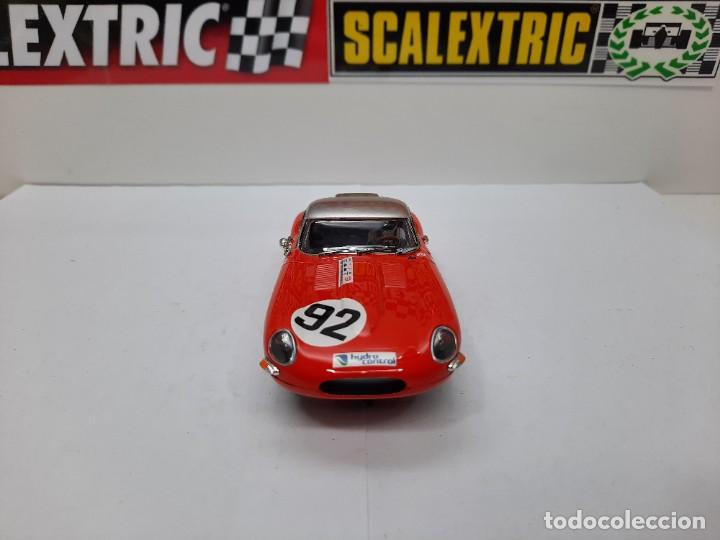 Slot Cars: NINCO JAGUAR E-TYPE #92 SCALEXTRIC - Foto 12 - 222466765