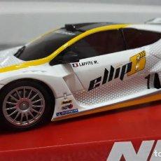 Slot Cars: SLOT RENAULT MEGANE NINCO1 TROPHY'09 ELLIP6 ESCALA 1:32. Lote 222597956