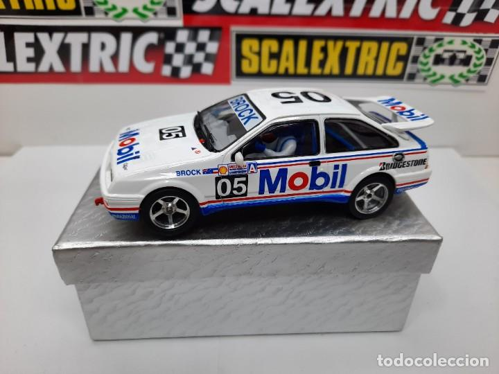 """FORD SIERRA COSWORTH #5 """" MOBIL"""" #05 NINCO SCALEXTRIC (Juguetes - Slot Cars - Ninco)"""