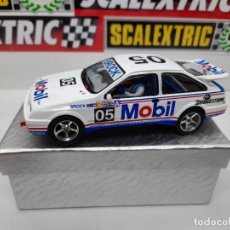 """Slot Cars: FORD SIERRA COSWORTH #5 """" MOBIL"""" #05 NINCO SCALEXTRIC. Lote 222610027"""