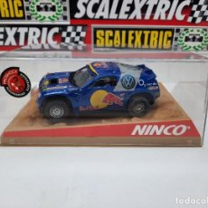 Slot Cars: VOLKSWAGEN TOUAREG NINCO SCALEXTRIC. Lote 222614495