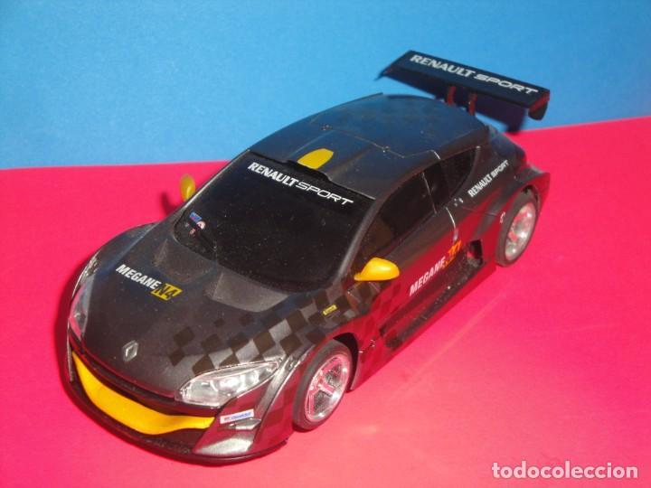 RENAULT MEGANE TROPHY N4 RENAULT SPORT. NINCO (Juguetes - Slot Cars - Ninco)