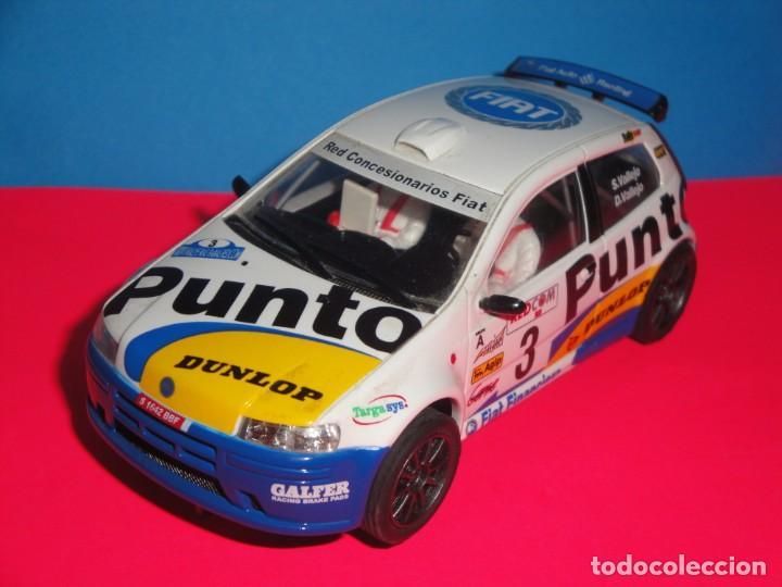 FIAT PUNTO. NINCO (Juguetes - Slot Cars - Ninco)
