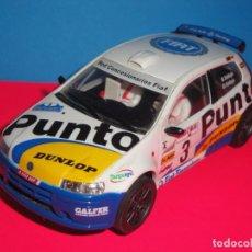 Slot Cars: FIAT PUNTO. NINCO. Lote 222709357