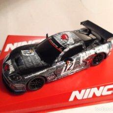 Slot Cars: CHEVROLET CORVETTE C6 DE NINCO 1. Lote 222951238