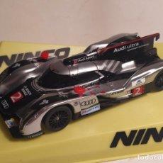 Slot Cars: AUDI R18 DE NINCO. Lote 222951281