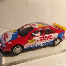 Slot Cars: AUDI A4 DTM DHL DE NINCO. Lote 222951318