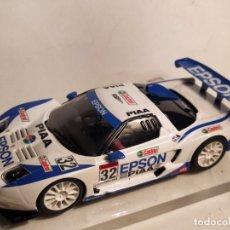 Slot Cars: HONDA NSX EPSON DE NINCO. Lote 222951522