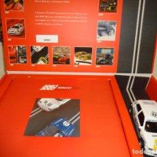 Slot Cars: NINCO. PACK 10º ANIVERSARIO, CLIO + LIBRO. REF. 50325. Lote 223602641