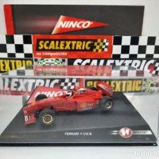 Slot Cars: FERRARI F 310 B NINCO SCALEXTRIC. Lote 223667593