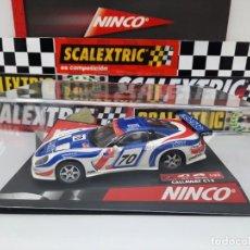 Slot Cars: CALLAWAY C12 #70 NINCO SCALEXTRIC. Lote 223676261