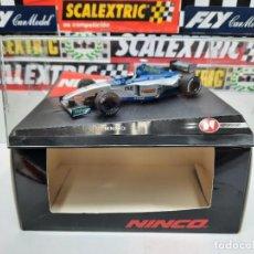 Slot Cars: MINARDI FORD NINCO #21 SCALEXTRIC FORMULA. Lote 224224127
