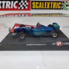 "Slot Cars: SAUBER PETRONAS C17 "" JEAN ALESI "" NINCO #14 SCALEXTRIC FORMULA. Lote 224268712"