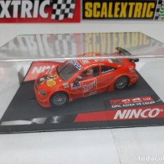 "Slot Cars: OPEL ASTRA V8 COUPE "" 60 SECONDS "" NINCO # SCALEXTRIC. Lote 224268936"