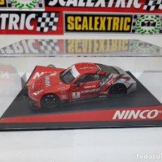 "Slot Cars: NISSAN 350 Z "" XANAVI "" NINCO #1 SCALEXTRIC. Lote 228023365"