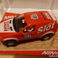 Slot Cars: BMW X5 MAS SLOT DE NINCO REF.-50361. Lote 228786625