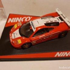 Slot Cars: MCLAREN F1 GTR DE NINCO REF.-50435. Lote 228924800
