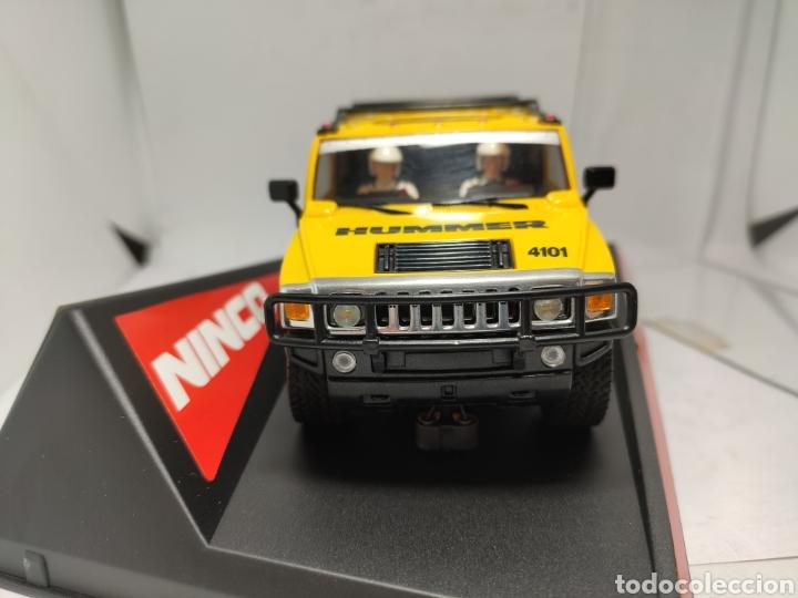 Slot Cars: NINCO HUMMER H2 BAJA REF. 50502 - Foto 2 - 229100365
