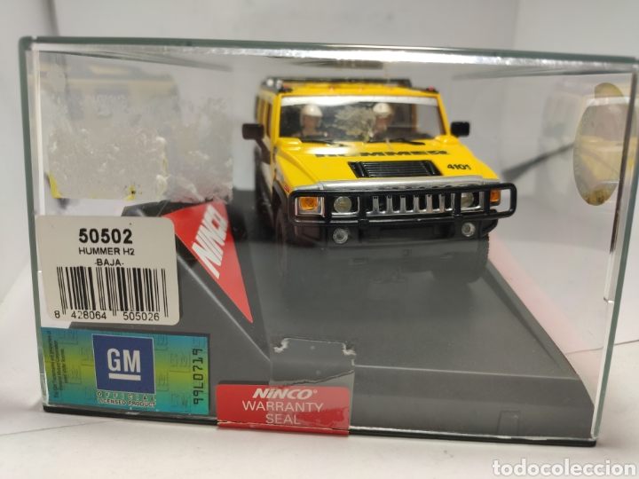 Slot Cars: NINCO HUMMER H2 BAJA REF. 50502 - Foto 3 - 229100365