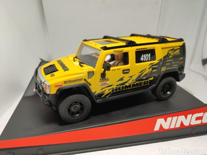 NINCO HUMMER H2 BAJA REF. 50502 (Juguetes - Slot Cars - Ninco)