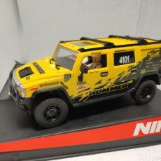 Slot Cars: NINCO HUMMER H2 BAJA REF. 50502. Lote 229100365