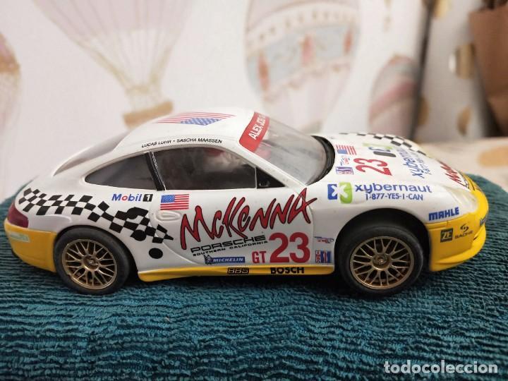 PORSCHE 911 GT3 R ALEX JOB 2003 REF. 50304 Nº23 (Juguetes - Slot Cars - Ninco)