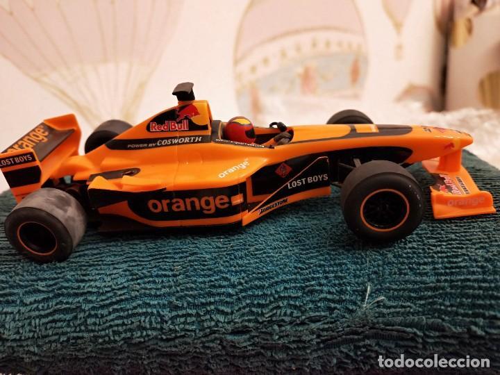 """SCALEXTRIC F1 ARROWS A23 """"BERNOLDI"""".NINCO REF. 50281. (Juguetes - Slot Cars - Ninco)"""