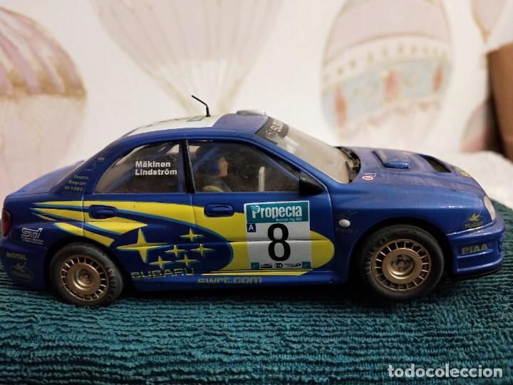 Slot Cars: NINCO SUBARU WRC NEW ZEALAND 03 PRORACE REF. 50328 MAKINEN-LINDSTRÓM - Foto 2 - 230202950