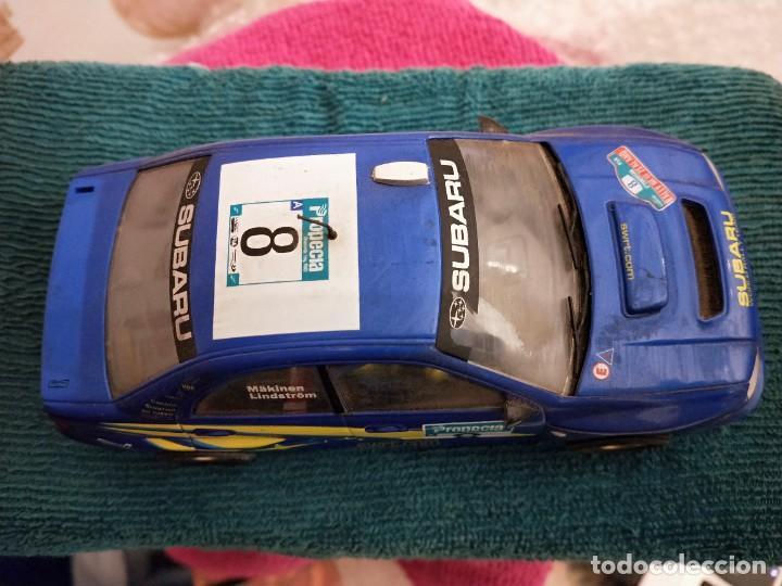 Slot Cars: NINCO SUBARU WRC NEW ZEALAND 03 PRORACE REF. 50328 MAKINEN-LINDSTRÓM - Foto 3 - 230202950