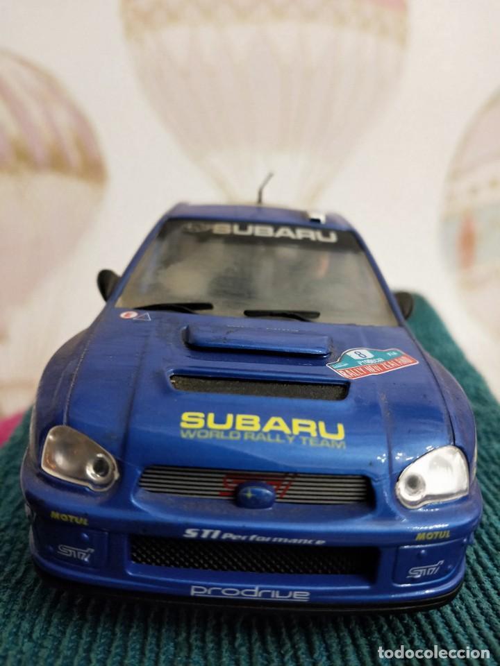 Slot Cars: NINCO SUBARU WRC NEW ZEALAND 03 PRORACE REF. 50328 MAKINEN-LINDSTRÓM - Foto 4 - 230202950