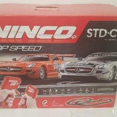 Slot Cars: SCALEXTRIC TOP SPEED DE NINCO NUEVO A ESTRENAR Y SIN ABRIR. Lote 230642515