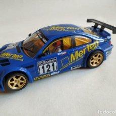 Slot Cars: BMW M3 GTR. Lote 230901495