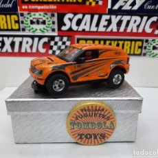 "Slot Cars: BOWLER NEMESIS "" TEST CAR "" NINCO SCALEXTRIC. Lote 236646395"