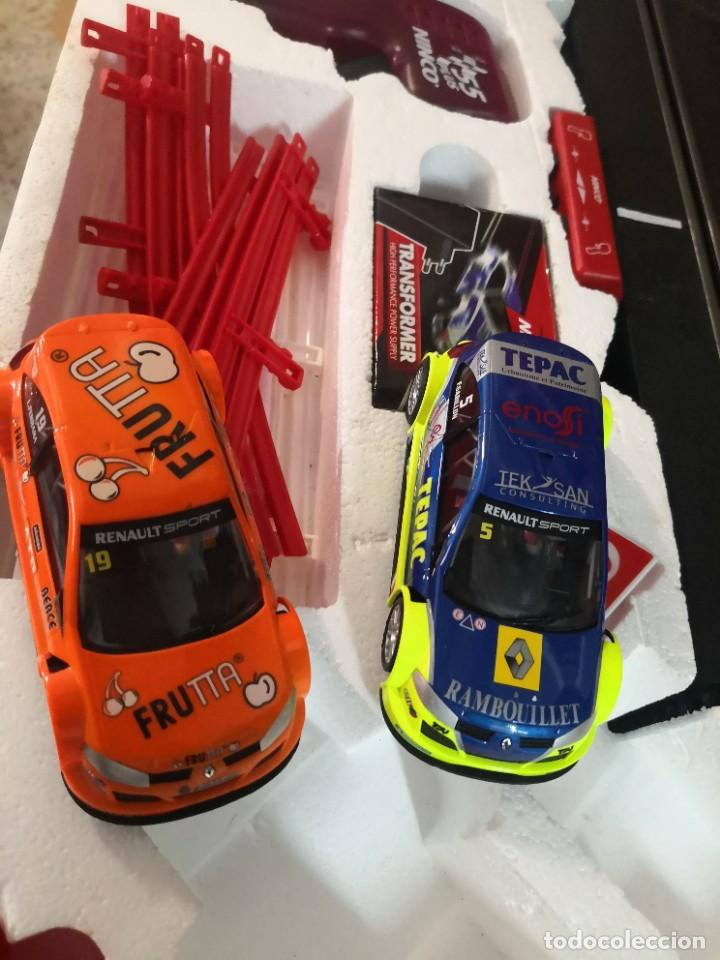 Slot Cars: NINCO PISTA TROPHY SERIES REF: 201312 THE ULTIMATE 1/32 RACING SYSTEM - Foto 3 - 234720485