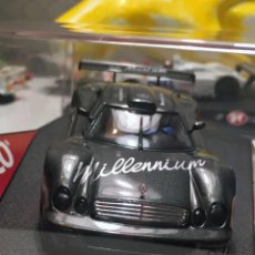 Slot Cars: MERCEDES CLK GTR MILLENIUM NINCO NUEVO. Lote 236854745