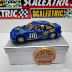 "Slot Cars: BMW M3 GTR "" MERTEN "" # 121 NINCO SCALEXTRIC !! DESCRIPCION.... Lote 236883750"
