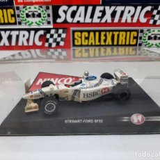 Slot Cars: FORD STEWART SF 02 # 18 FORMULA NINCO SCALEXTRIC !! DESCRIPCION.... Lote 236898865